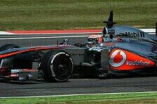 Formel 1 - Investition in die Zukunft: McLaren best�tigt Magnussen f�r 2014
