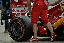 Formel 1 - Bilderserie: Silverstone Tag 1: Alle Teams, alle Infos