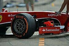 Formel 1 - Bilderserie: Young Driver Test: Stimmen zu Tag 1