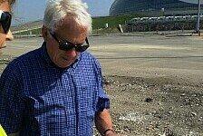 Formel 1 - Formel 1 und Russland? Gutes Gef�hl: Charlie Whiting