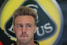 Formel 1 - Schwerer Schlag: Valsecchi schie�t gegen Kovalainen