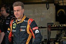 Formel 1 - Italiener rudert zur�ck: Valsecchi: Richtige Entscheidung von Lotus