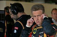 Formel 1 - Blog - Der undankbare Job des Ersatzfahrers