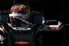 Formel 1 - 16 Eins�tze geplant: Wird Frijns Caterham Testfahrer?