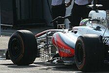 Formel 1 - Sauber putzt sich raus: Trends in Silverstone