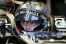 Formel 1 - Zur�ck auf die Strecke: Valsecchi: Lotus-Abschied wahrscheinlich