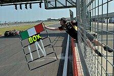 Formel 1 - Harte Konkurrenz: Valsecchi rechnet nicht mit Lotus-Cockpit