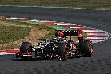 Formel 1 - Antworten zum Young Driver Test