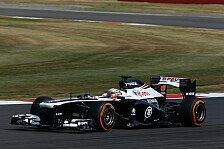 Formel 1 - Reifen konstant und zuverl�ssig: Maldonado: Keine Erkenntnisse zur Performance