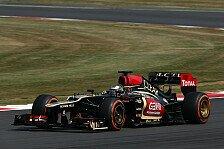 Formel 1 - Worauf hofft Valsecchi?: Lotus: Valsecchi hofft auf Renneinsatz