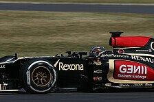 Formel 1 - Aber nicht weit oben: Boullier: Valsecchi ist auf der Liste