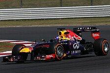 Formel 1 - Ricciardo und Buemi im Einsatz: Red Bull absolviert Pirelli-Test