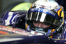 Formel 1 - Red-Bull-Fahrt wie Lottogewinn: Sainz Jr. noch nicht Formel-1-reif