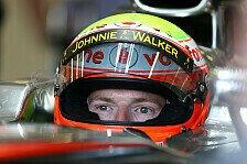 Formel 1 - Turvey hofft auf Wende bei McLaren