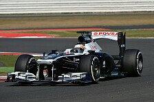 Formel 1 - Nachwuchsprogramm geplant: Williams m�chte jungen Piloten verpflichten