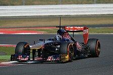 Formel 1 - Juniors bester Tag: Sainz Junior: Tiefstapeln wie ein Profi