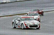 VLN - Dritter Lauf des TMG GT86 Cup steht an