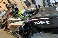 Formel 1 - Online-Striptease: Sauber: C33-Pr�sentation via Internet