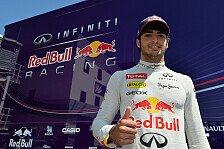 Formel 1 - Vorreiter f�r ein Deb�t 2015?: Sainz Jr: In zwei Jahren in der Formel 1