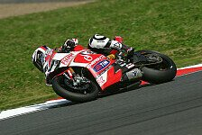 Superbike - Schwierigkeiten bei Checa und Badovini: Ducati k�mpft mit Grip und Getriebe