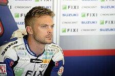 MotoGP - Reifen und Bremsen als Neuland: Camier muss noch viel lernen