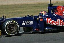 Formel 1 - Fahrerpaarung f�r 2014 steht fest: Toro Rosso: Kvyat ersetzt Ricciardo