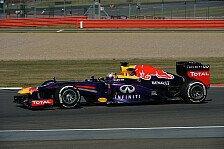 Formel 1 - Vettel: Ricciardo hat guten Job gemacht