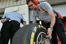 Formel 1 - Viel Arbeit im Freien Training: Ungarn: Reifenperformance im Vordergrund