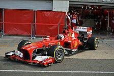Formel 1 - Bilderserie: Young Driver Test: Stimmen zu Tag 3
