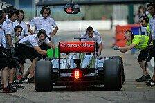 Formel 1 - Bilderserie: Silverstone Tag 3: Alle Teams, alle Infos