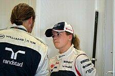 Formel 1 - Freitagseins�tze unwahrscheinlich: Williams: Guter Job von Wolff