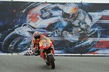 MotoGP - Nicht geschockt, aber beeindruckt: Hayden h�lt Marquez f�r den Favoriten