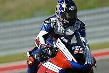 MotoGP - Einsatz mit Highsider am Freitag beendet: Young muss nach Hause fahren