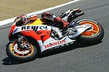 MotoGP - Trotzdem gl�cklich: Marquez: Gef�hl war etwas zu gut
