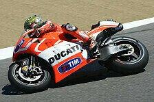 MotoGP - Ducati f�hrt wieder hinterher: Dovizioso: Haben kaum eine Chance