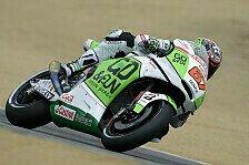 MotoGP - Irgendetwas fehlt noch: Staring ist ziemlich gl�cklich