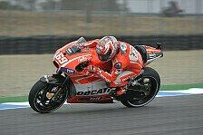 MotoGP - Hayden und Dovizioso ber�hrten sich: Ducati: Kein Schuldiger f�r Beinahe-Crash