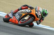 MotoGP - Edwards lobt Setup: Corti trauert Chance nach
