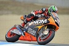 MotoGP - Edwards hat noch Arbeit: Corti: Wir sind auf dem richtigen Weg