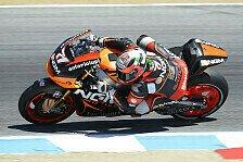 MotoGP - F�r Silverstone wieder fit: Corti darf Krankenhaus verlassen