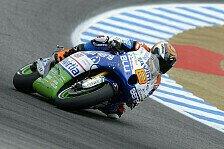 MotoGP - Mit Schmerzen zur�ck auf Platz zwei: Verletzter Barber�: Angriff in Silverstone