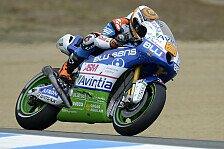 MotoGP - Vertrag f�r 2014 und 2015: Barbera verl�ngert bei Avintia