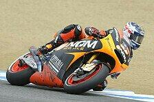 MotoGP - Bester CRT-Pilot: Edwards jubelt �ber Platz zw�lf