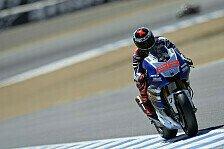 MotoGP - Es ist seine Entscheidung: Yamaha macht Lorenzo keinen Druck