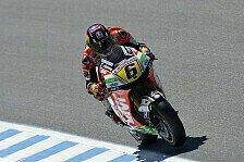 MotoGP - Das Rennen wird schwierig: Bradl: Einfach Gas gegeben