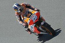 MotoGP - Platz sieben ist sehr gut: Pedrosa: Heute lief es etwas besser