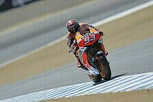 MotoGP - Pedrosa setzt wieder aus: Rookie Marquez f�hrt weiter voran