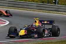 WS by Renault - Mit neuem Elan zum F1-Cockpit?: Da Costa: Technische Probleme gefunden