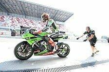 Superbike - N�chstes Rennen in eineinhalb Wochen?: Baz will nach Sturz in Istanbul starten
