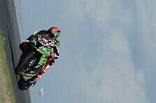 Superbike - Baz wollte einmal Trockenheit: Sykes trauert der Pole nicht hinterher